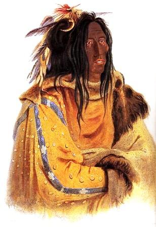 Blackfoot Chief