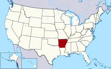 map-arkansas