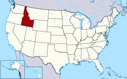 map-idaho